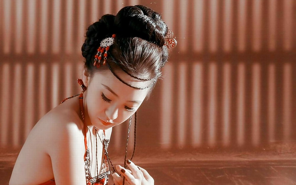 Beautiful chinese women porn-7881