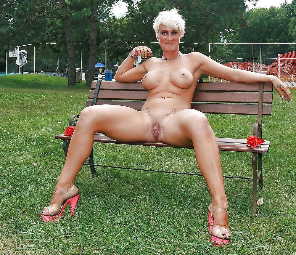Mature sex mature old milfs posing outdoors
