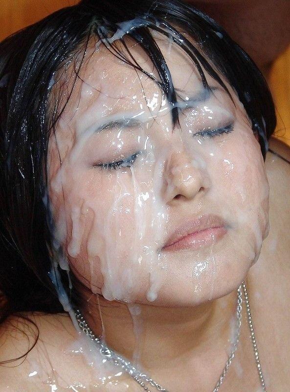 говорит, что море спермы на лице фотографии девочка