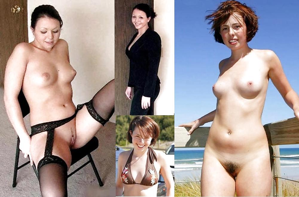 Después antes mujeres Las desnudas
