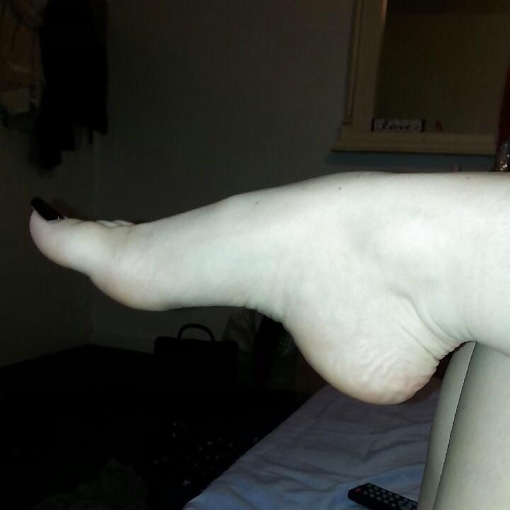 Hottest female feet