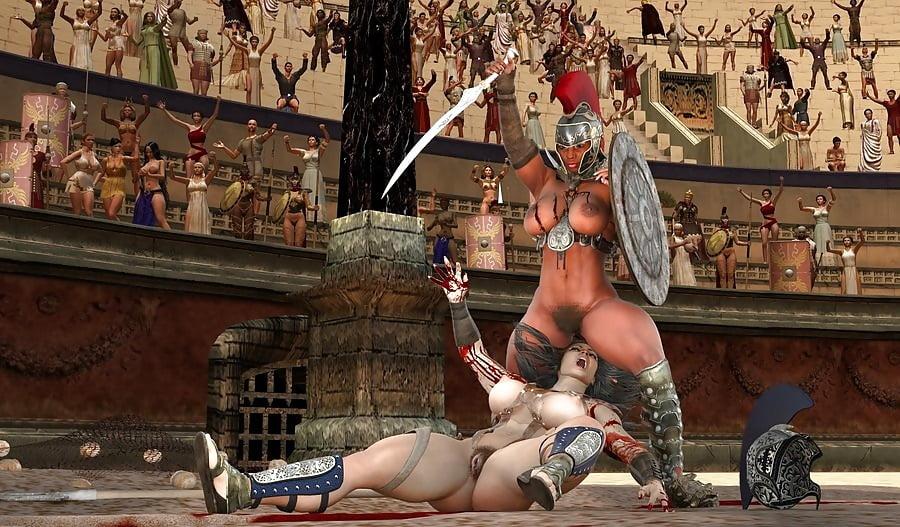 American sex gladiator game show