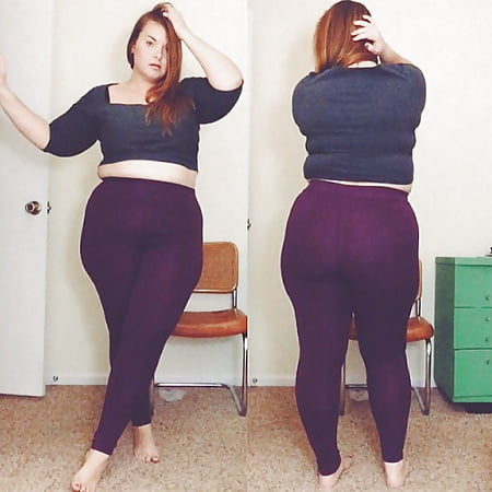 Fat girl yoga pants