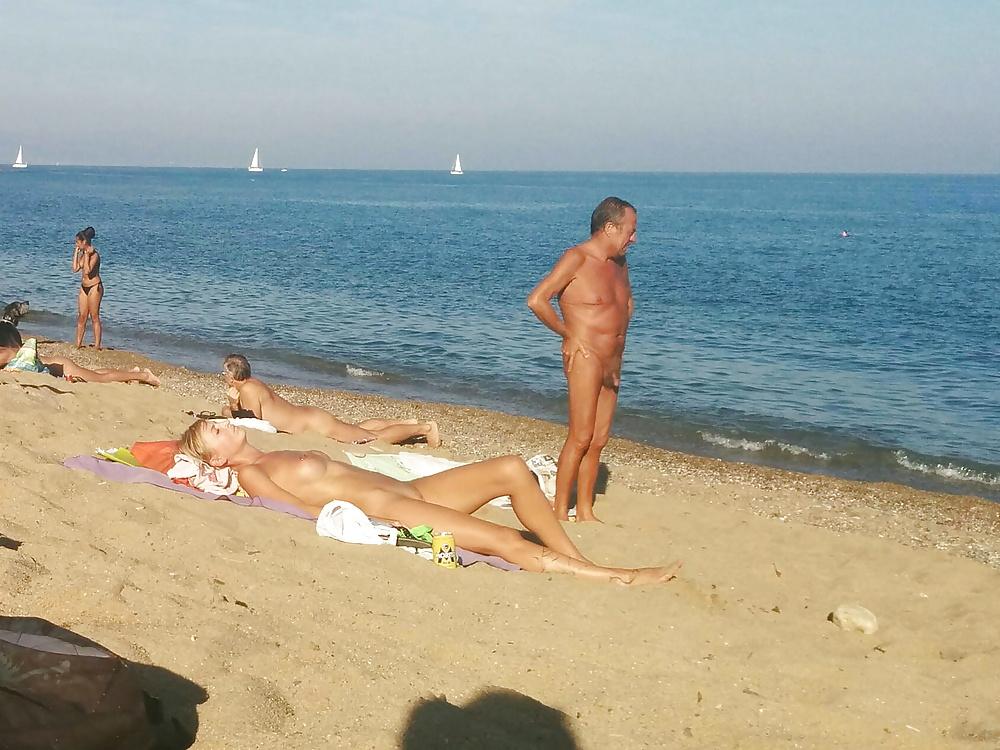Tits Nude Beaches Near Barcelona Scenes