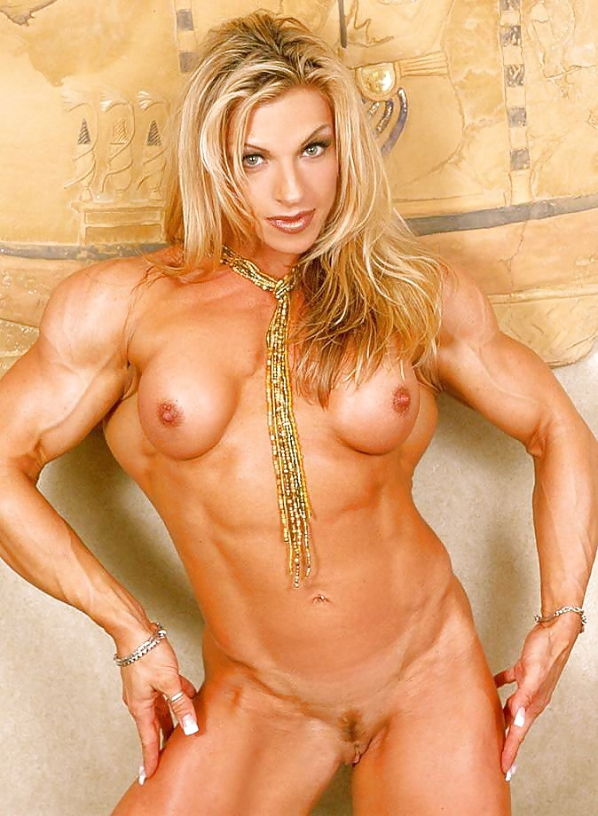 Hot Babe Muscle Naked Photos