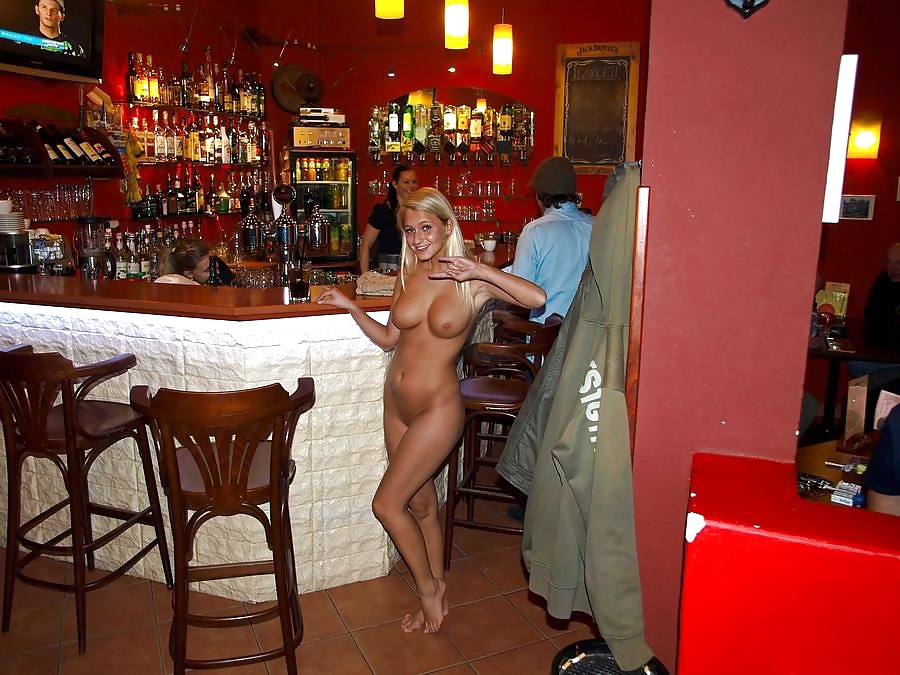 Drew bar nude — photo 15