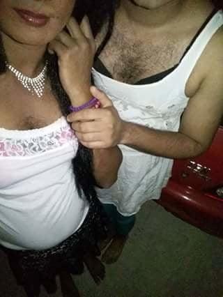 Crossdresser couples