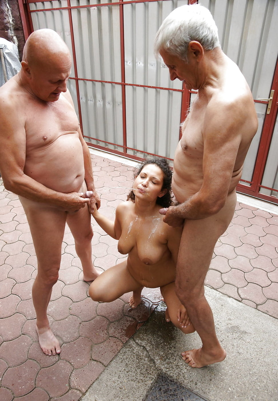 Old And Young Bdsm Anal Tormenting