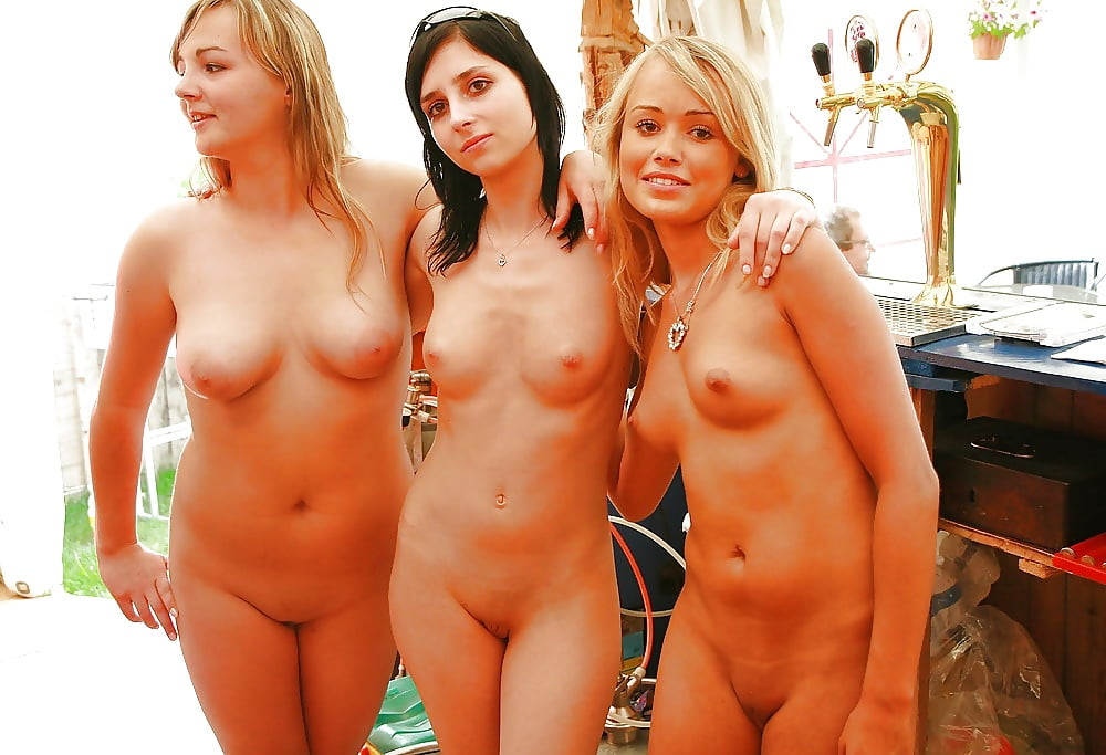 Teens naked playing down