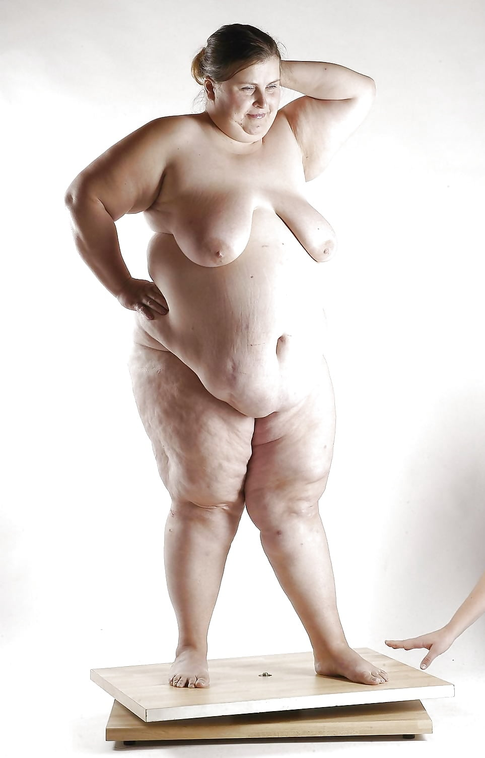 Fat Posing Nude