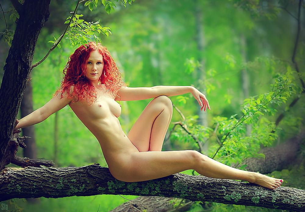 Как муж рыжие голые девушки