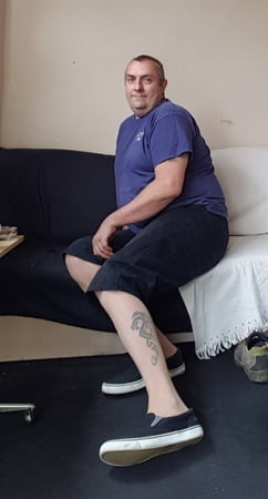 Husband should wear pantyhose
