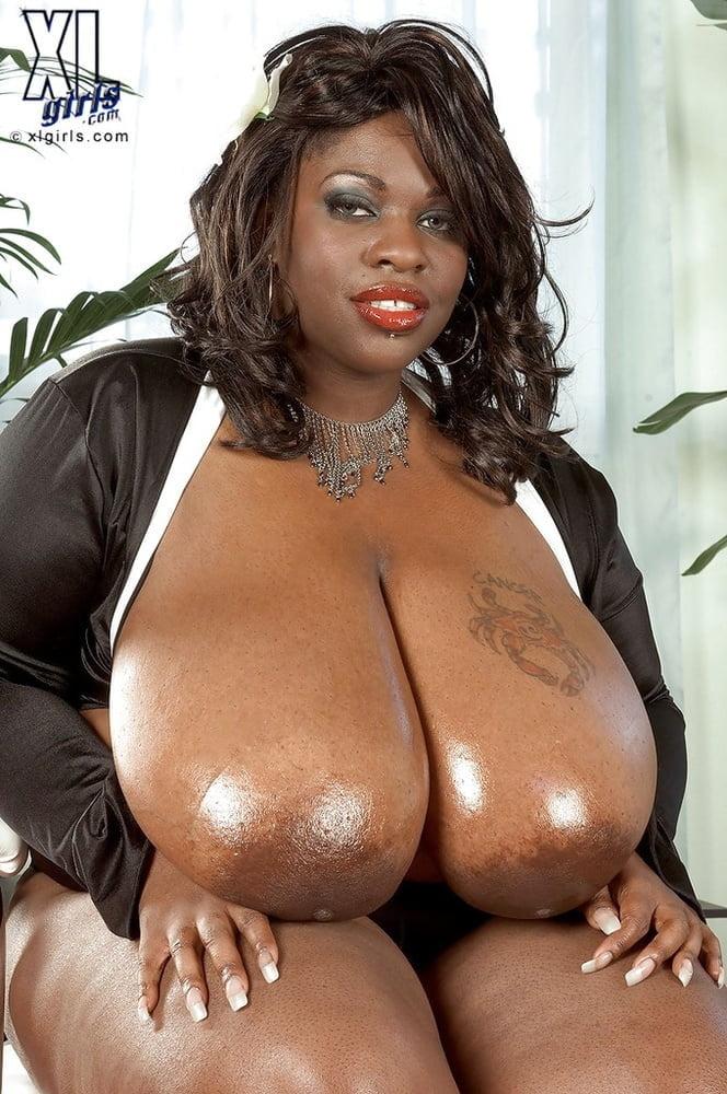 black boob mama Big
