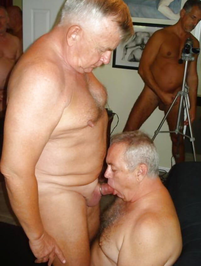 guy old dick an Suck