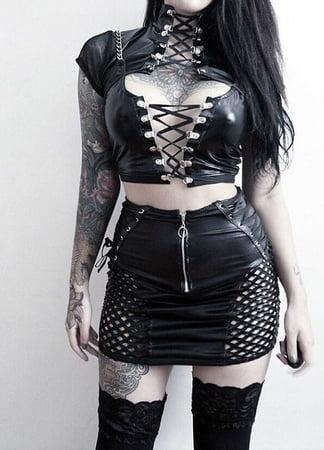 hot goth sluts