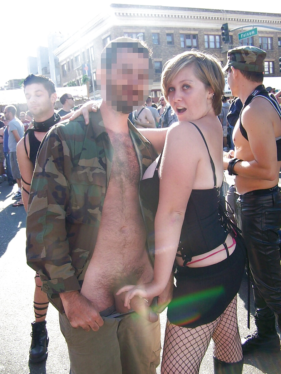 Girls street dick — pic 14