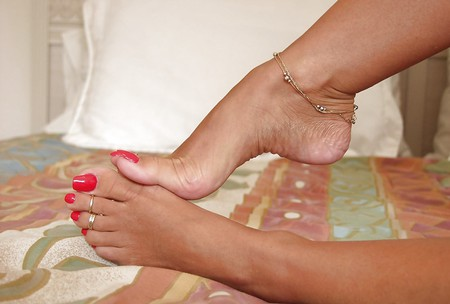 Feet janet mason Janet Mason's