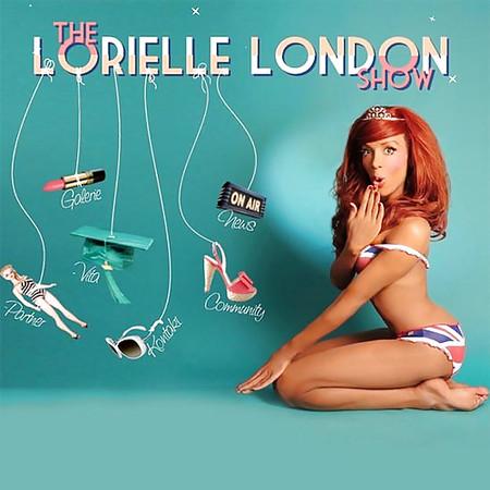 nackt London Lorielle Lorielle London