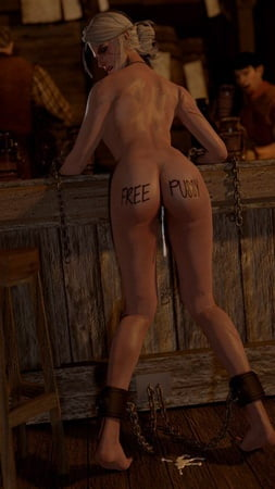 Porn the witcher ciri The dark