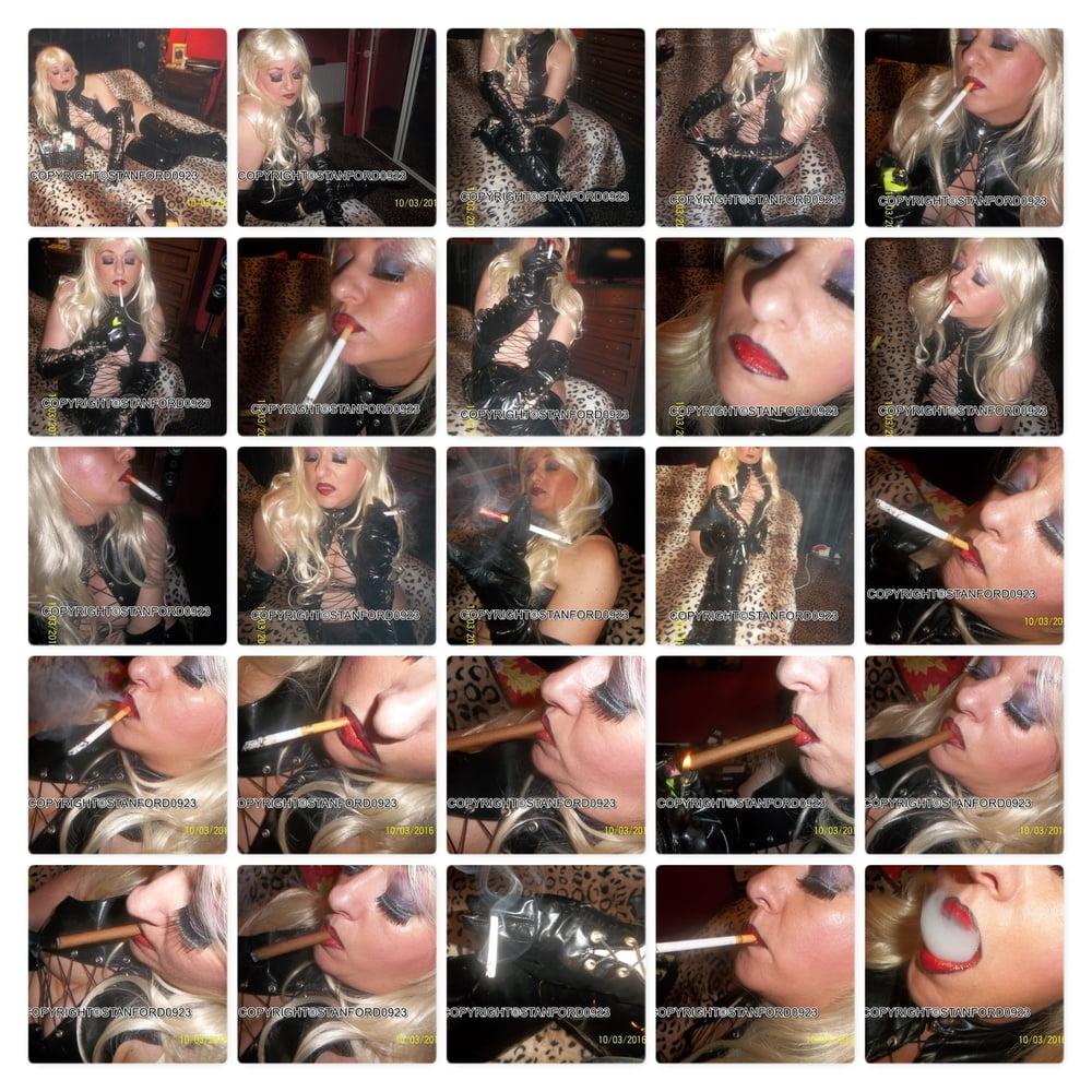 MISS SMOKE MEMORIES PT 3 - 50 Pics