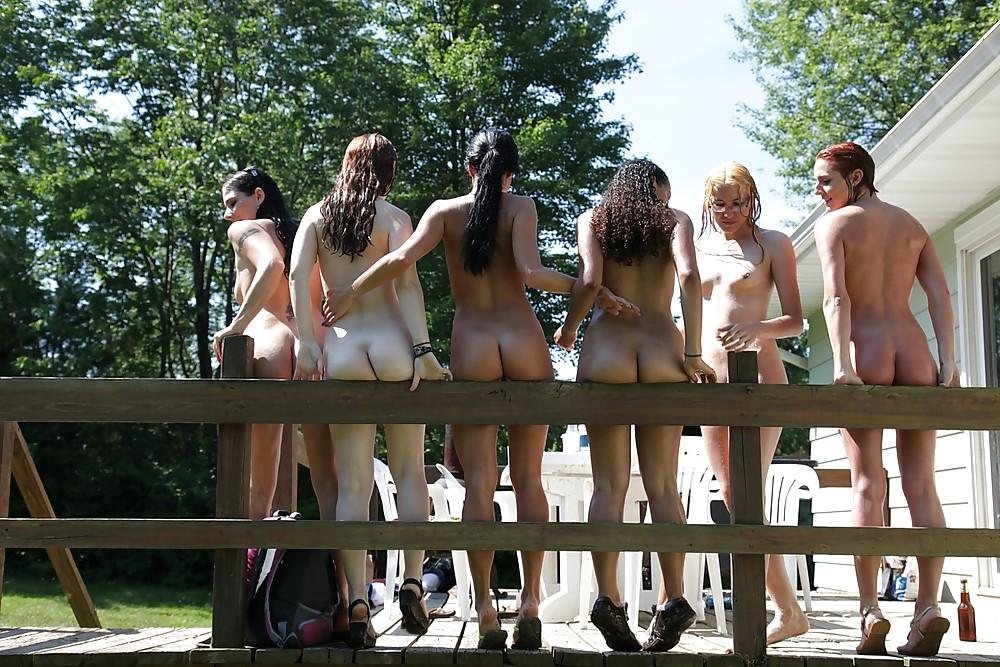 Naked Funny Upskirt
