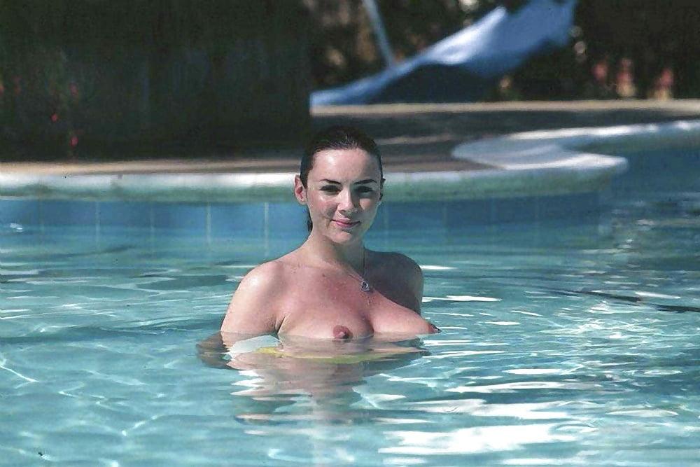 Fantastic Celebrity Babe Martine Mccutcheon Nude Boobs