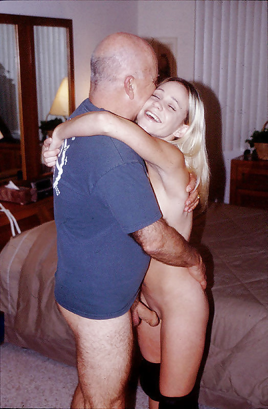 Sex big dads gf naked handjob