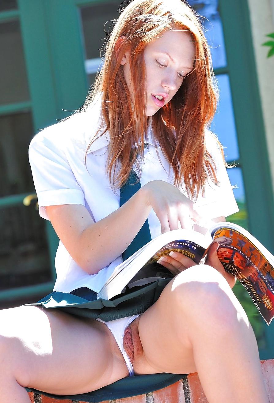 Beautiful naked redheads-1302