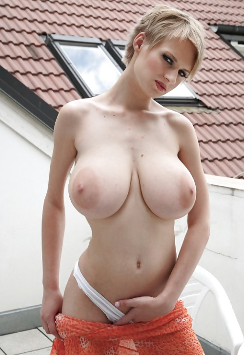 Short with big boobs topless 8