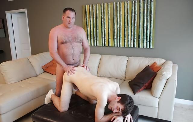 Daddy mugs porno