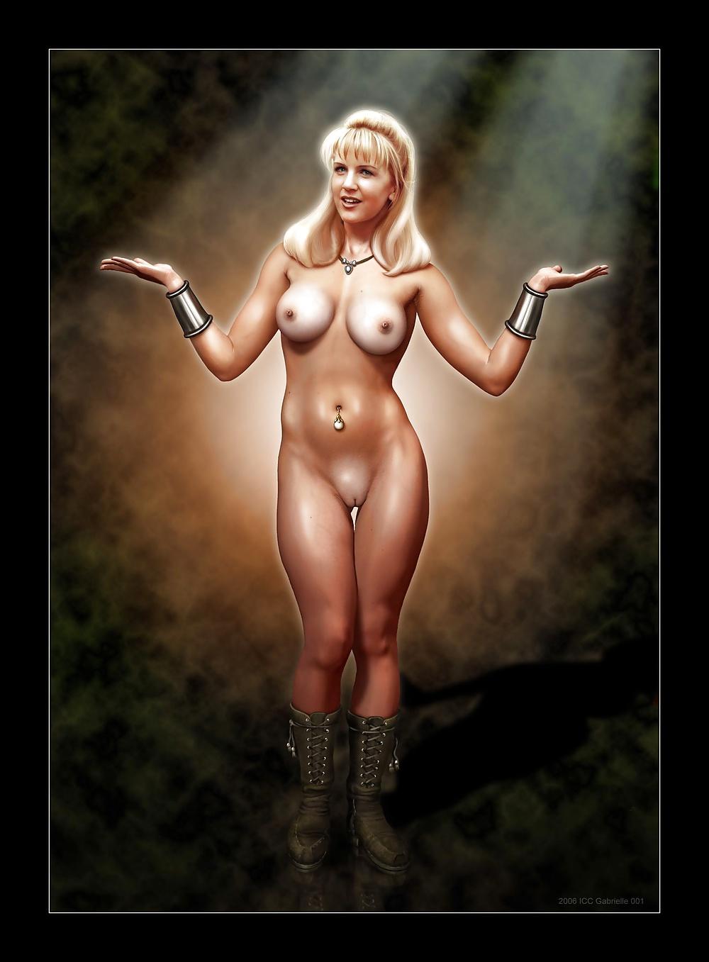 xena gabrielle porno