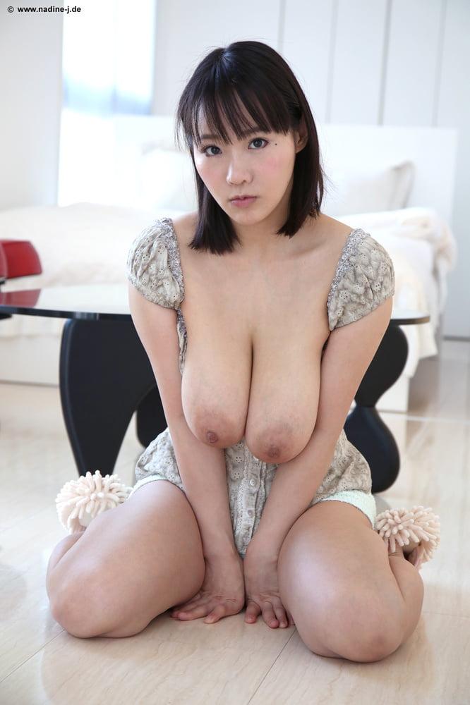 Big boobed Kaho Shibuya - 56 Pics