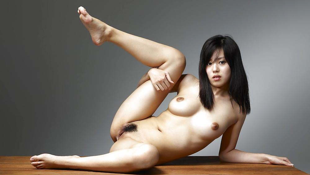 Nude japanese women bath