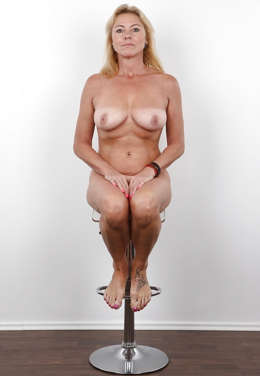 Muscle naked mature from czech