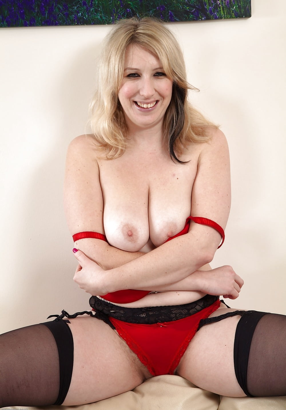 Mature hairy blonde nudes-9381