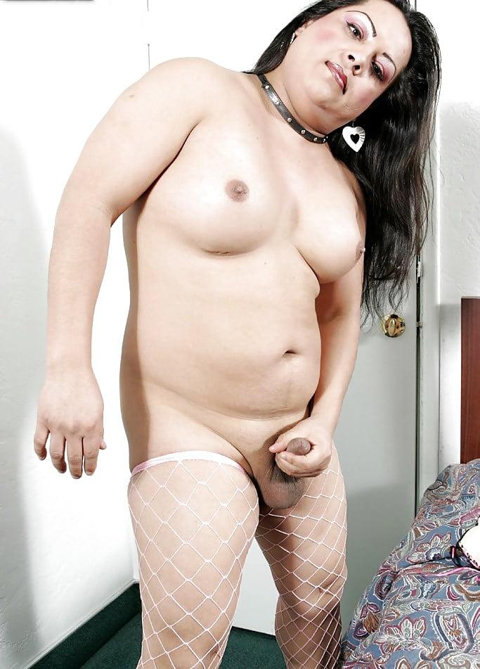 Bbw tranny masturbation anal