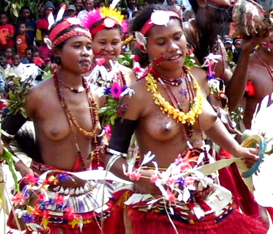 Papua new guinea girls naked 4