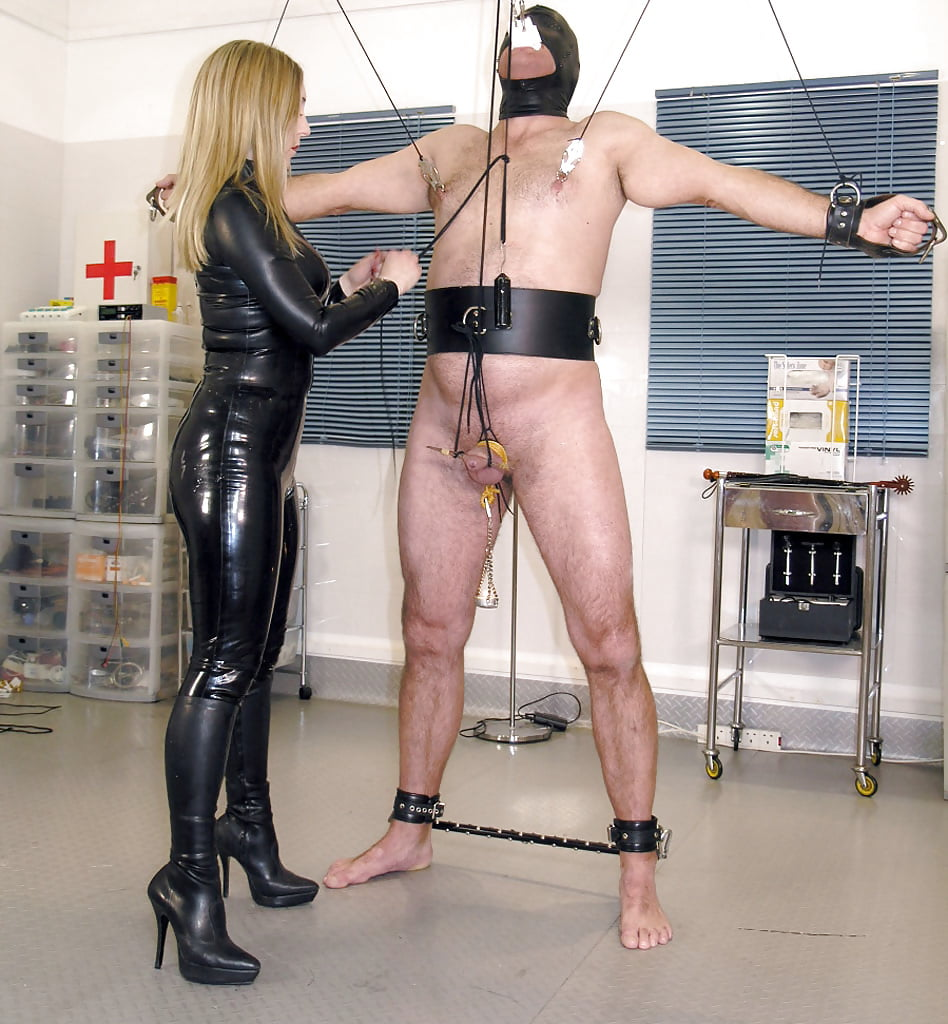 tied-and-tortured-femdom