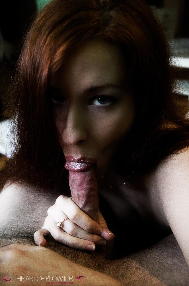 Blowjob Perfection Brunette Goddess