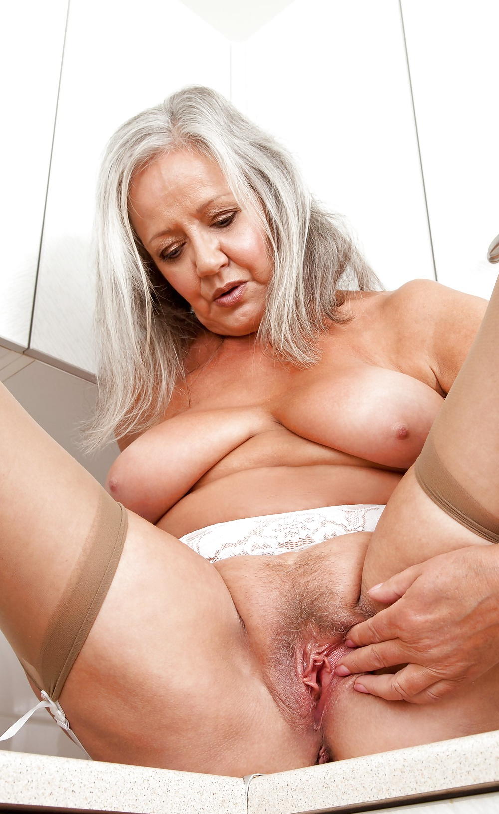 Sexy Old Pussy