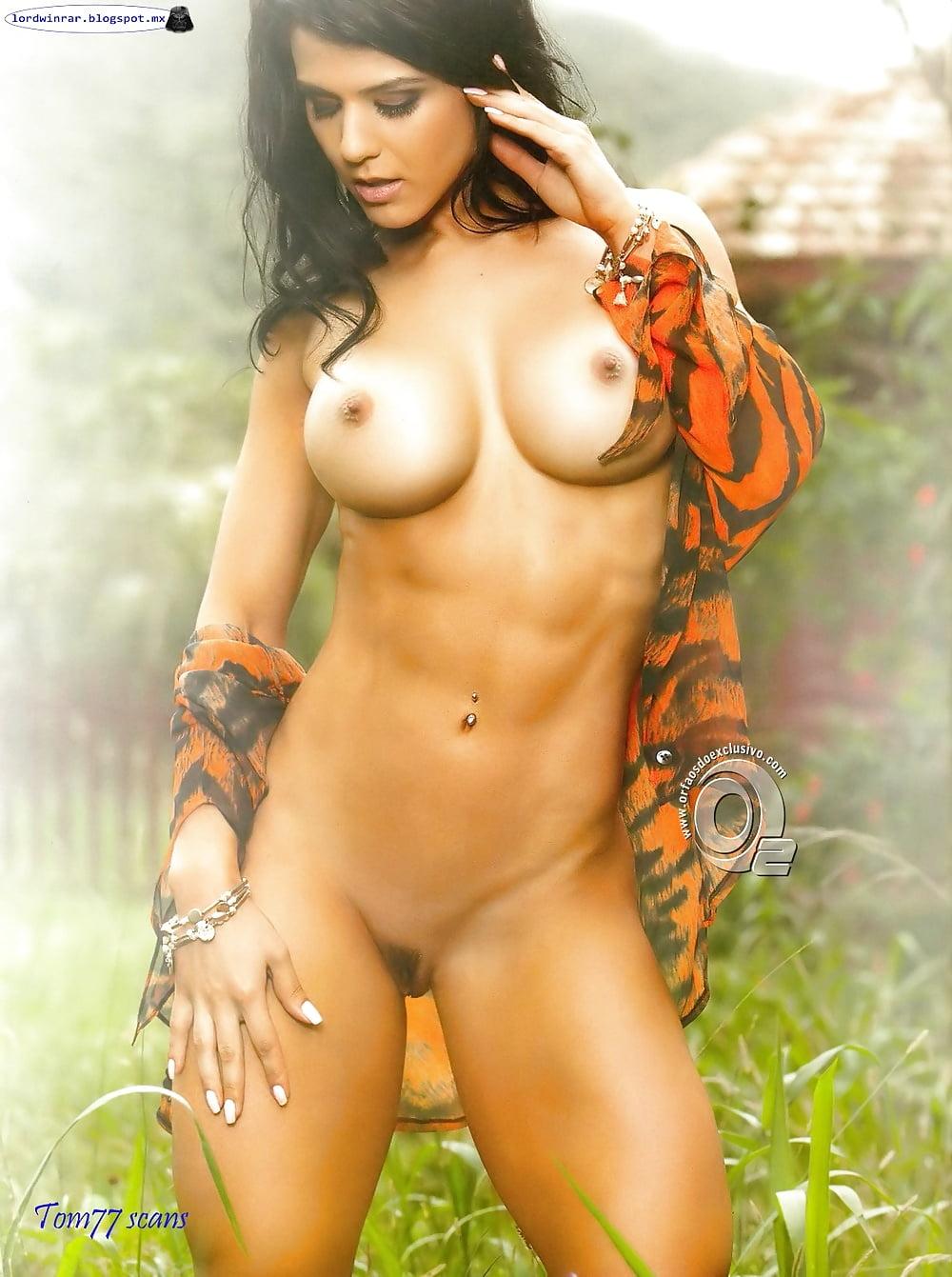 Beautiful nude fitness models-9265