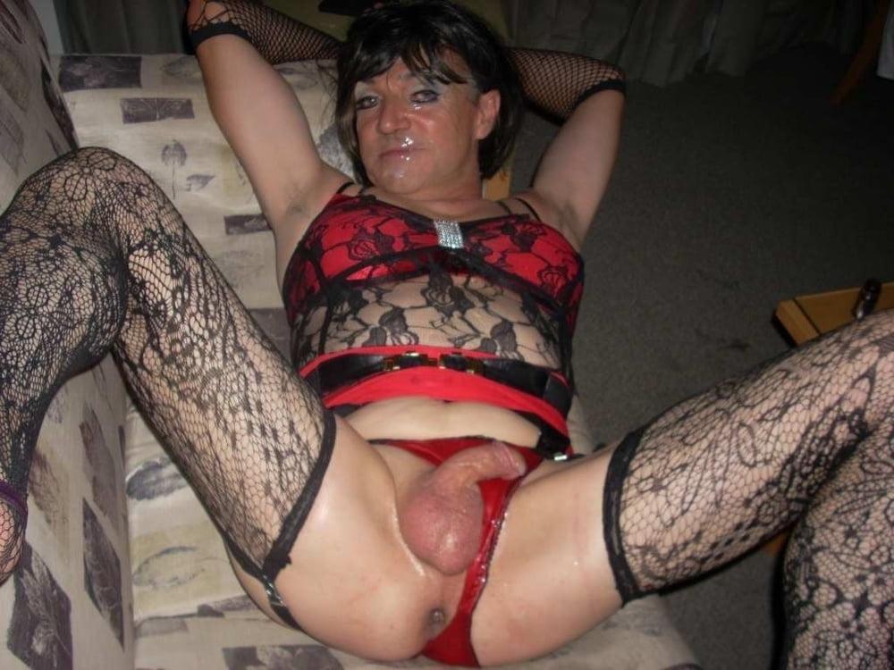 Mature Crossdressers Sex Pics