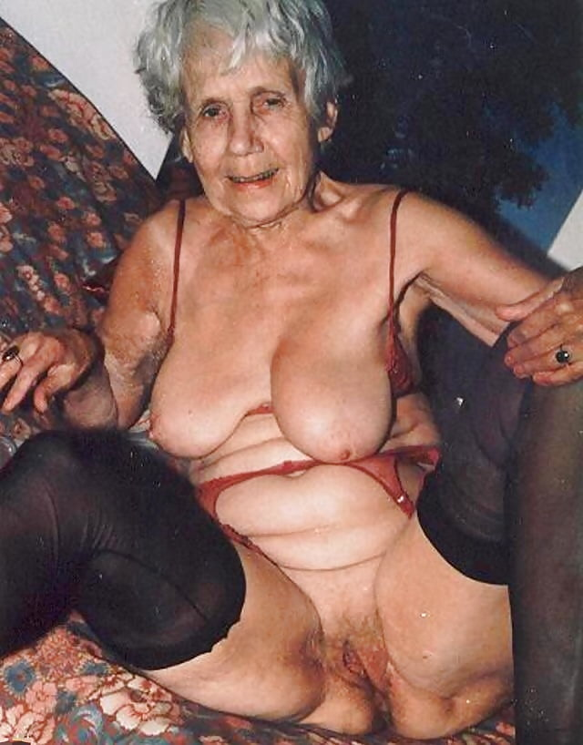 Sexy Granny Having Sex
