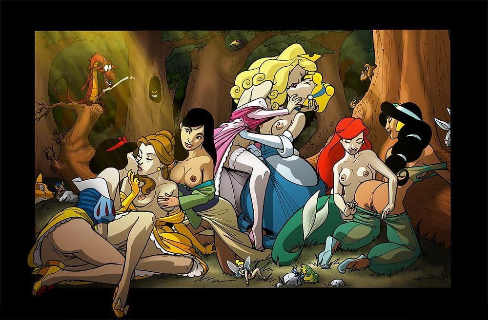 Dirty Disney 4 - 48 Pics