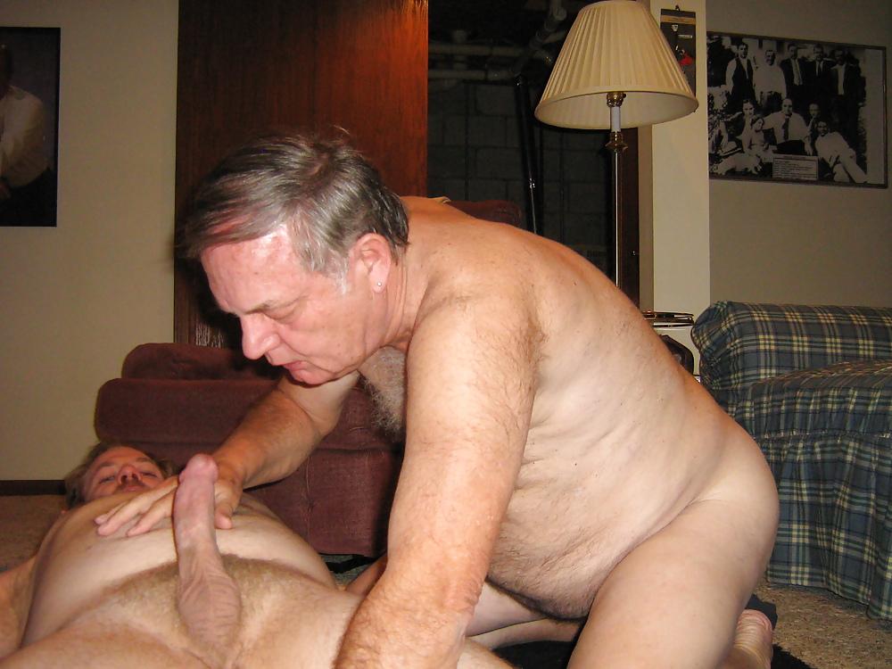 Big cock old daddy anal seducing my stepplaymate's son