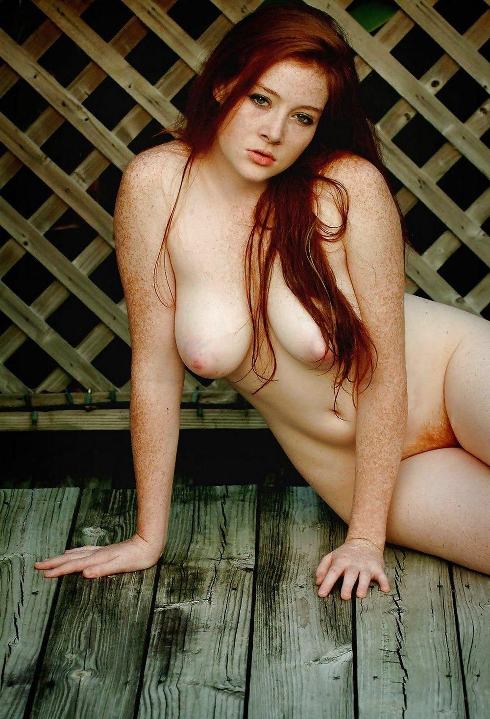 Nude hairy redhead women-7878