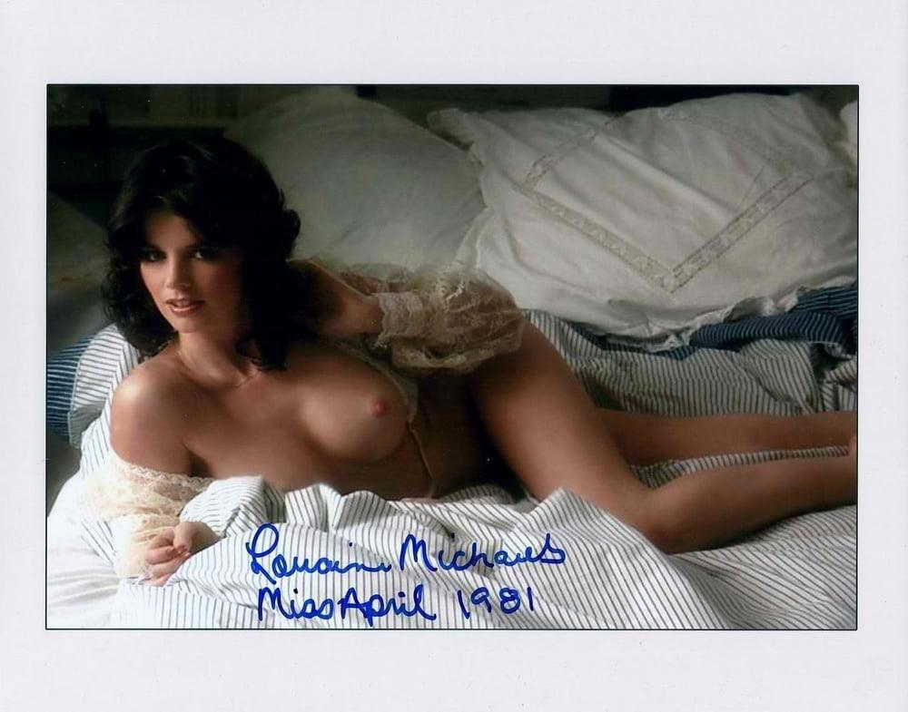 Lorraine pilkington nude