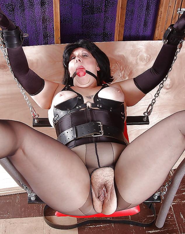 Dame Riesenschwanz Große Partysex