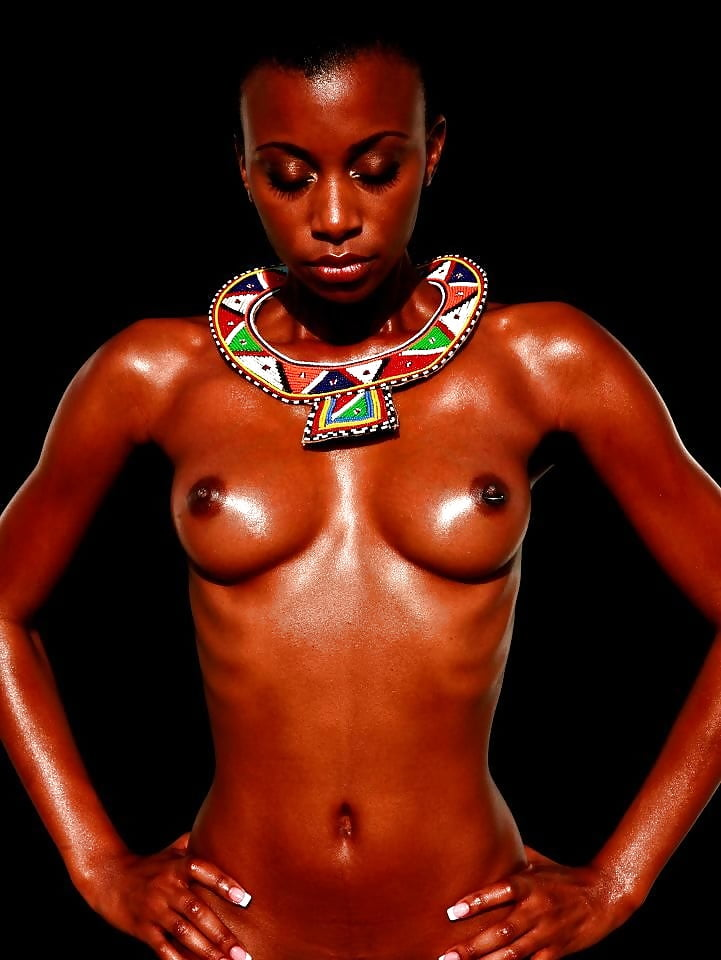 African girls with big breast-1843