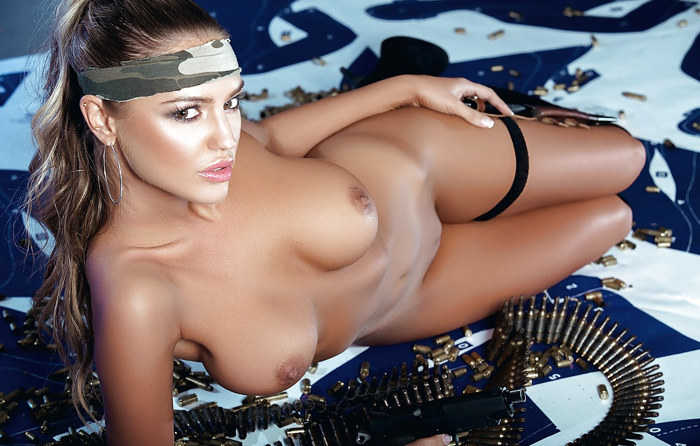 Lisa zimmermann nude for playboy